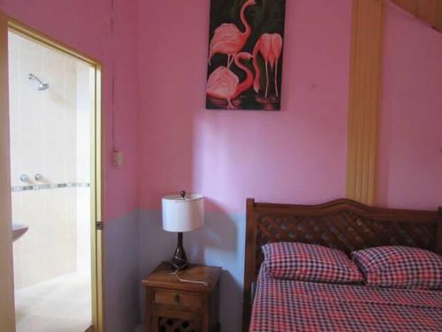 Hostal Zocalo, Habitación 3, Baño privado, A/C