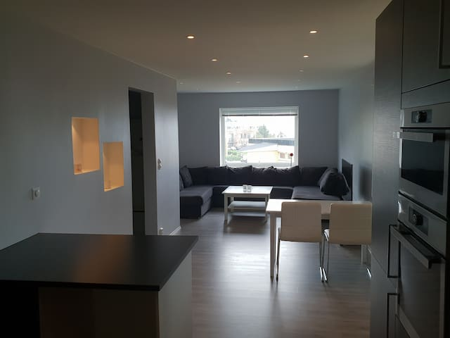 2 bedroom apartment in Harstad centrum