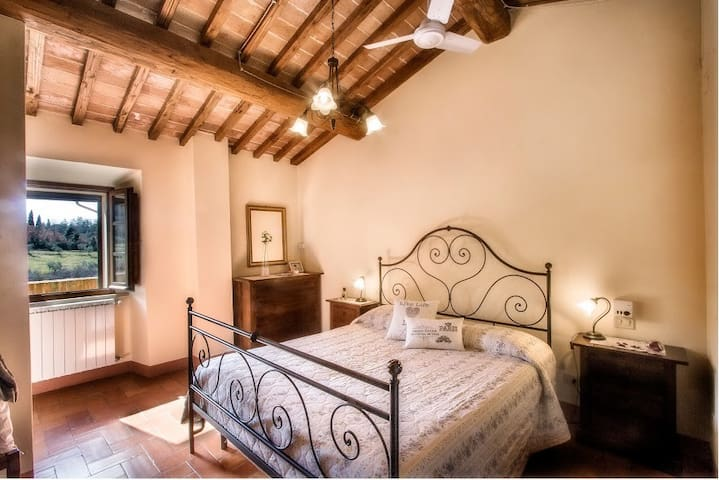 La Pieve - Private room -  The Lavander