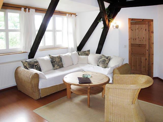Apartment Pferdehof Bela for 4 persons - Schwarbe - Apartmen