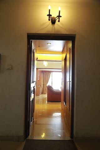 Two Bedroom Serviced Apartment in Edappally - Ernakulam - Pis