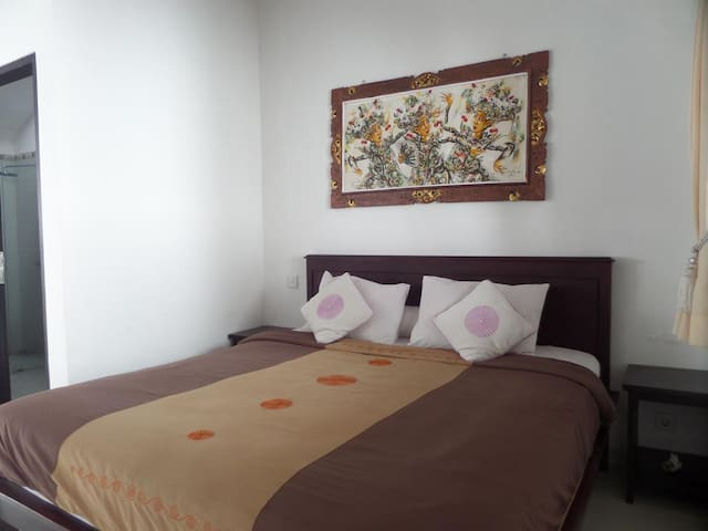 Decent Double Room Near Seminyak