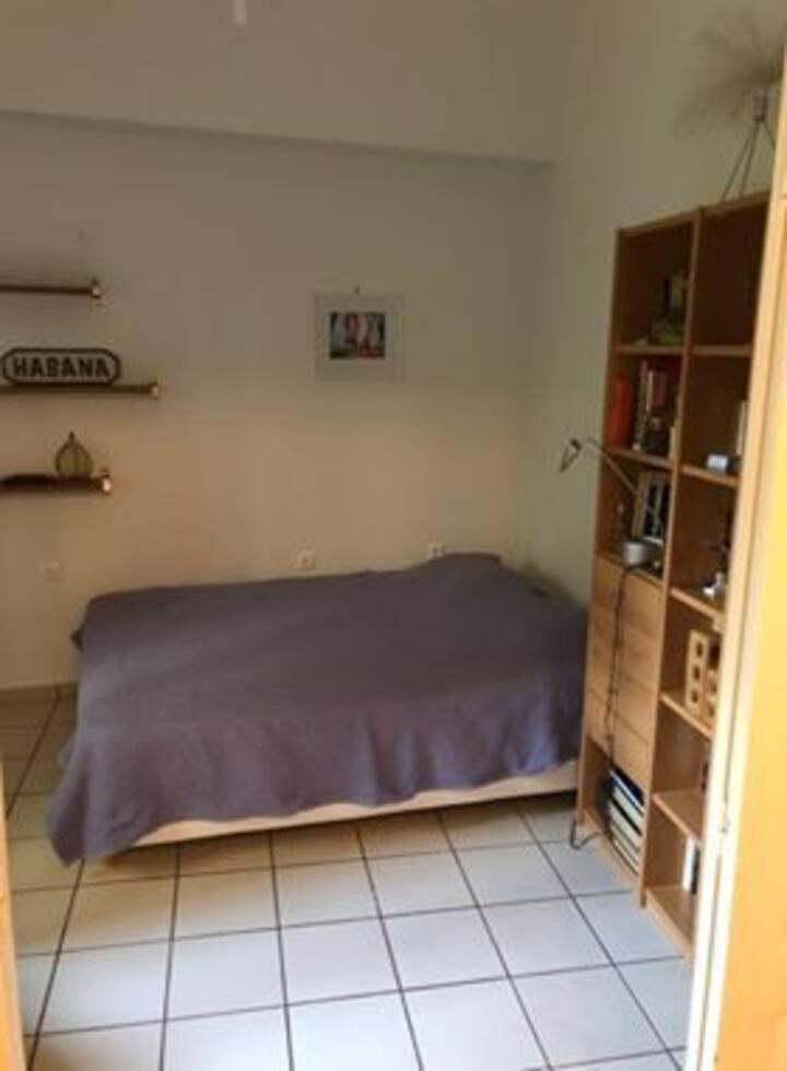 Cozy apartment, Agios Dimitrios area.