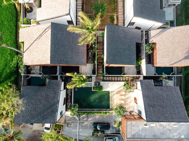 Amazing Two Bedroom pool villa