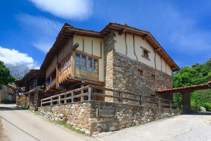 Casa Rural en el Parque Nacional Picos de Europa - Argüébanes - Apartment