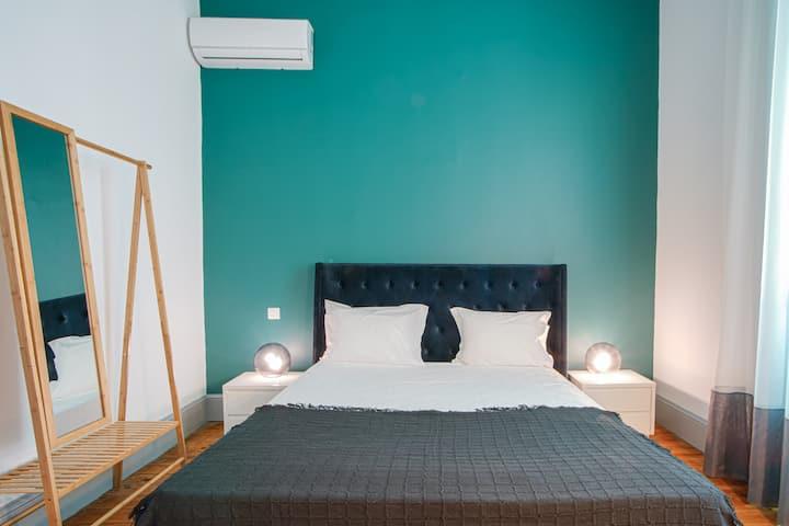 Palacete Suite Aveiro: Quarto 5 - Superior
