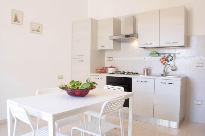 Stella Marina, appartamento in centro a Fondi
