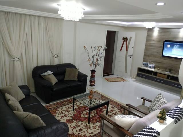Aconchego e tranquilidade Adriana - FOZ DO IGUAÇU - House