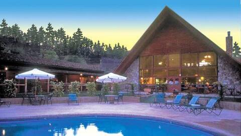 Kohl's Ranch Lodge - Two Bedroom Cabin - DRI