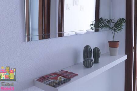 Casa Seida en el pulmón verde de Madrid
