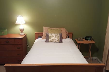 Single bed in private bedroom - Kennesaw - Haus