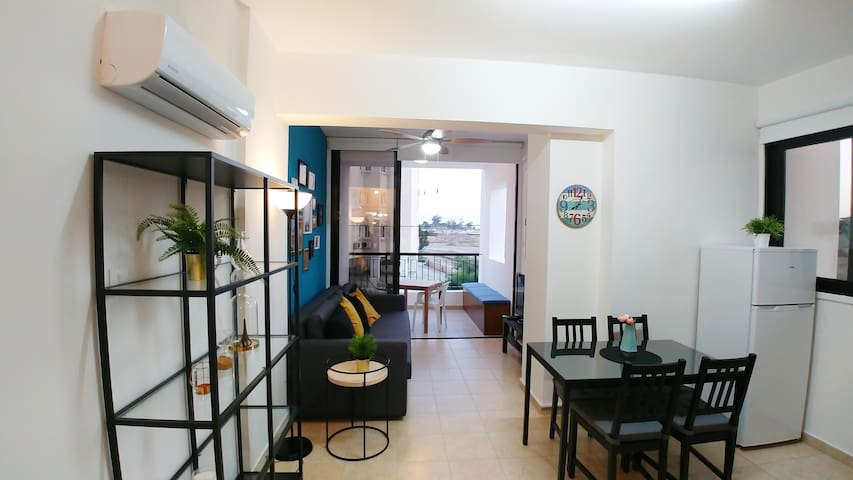 Perfectly located Apartment in MACKENZIE, Larnaca
