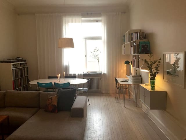 Beautiful apt in the heart of Sofo