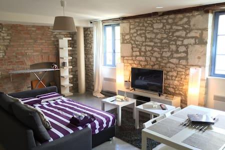 Appartement spacieux  de 60 m2 - Souillac - Apartemen