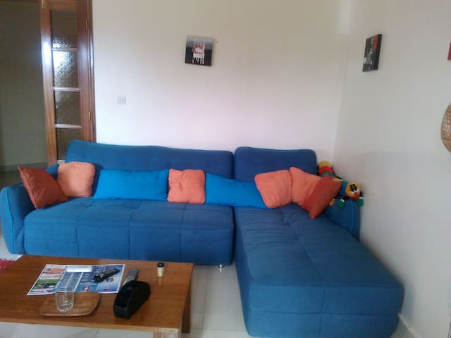 Comfortable 1 bedroom apartment in Point E