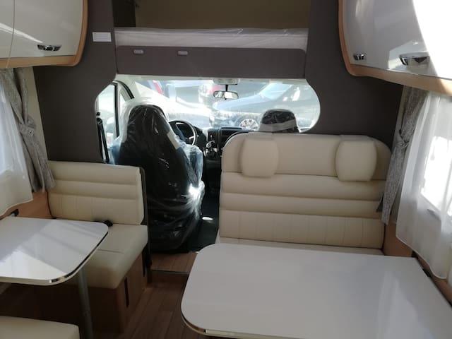 Alquiler Autocaravana