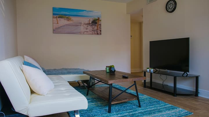 🔥CLOSE 2 CASINOS❤️ | SLEEPS 6 & NEARBY BEACH SHORE
