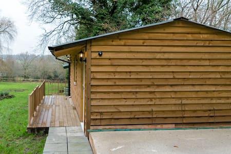 Shepherds Lodge in the beautiful 100 acre wood
