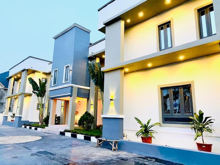 Mayfair hotel Maitama Abuja
