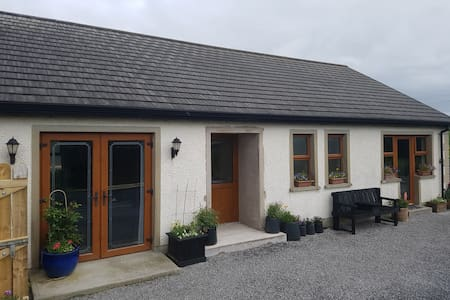 Cairn cottage is situated in rural Fermanagh