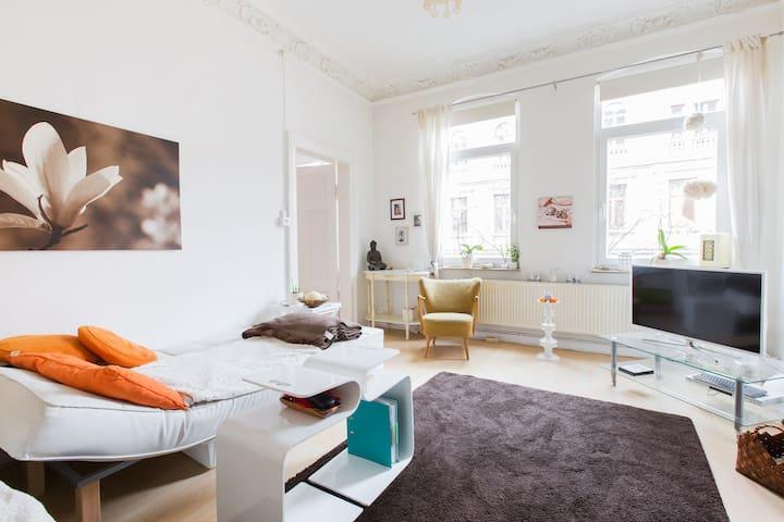 Citynahes Zimmer in ruhiger Lage
