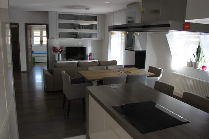 3 bedroom apartment close to the city center