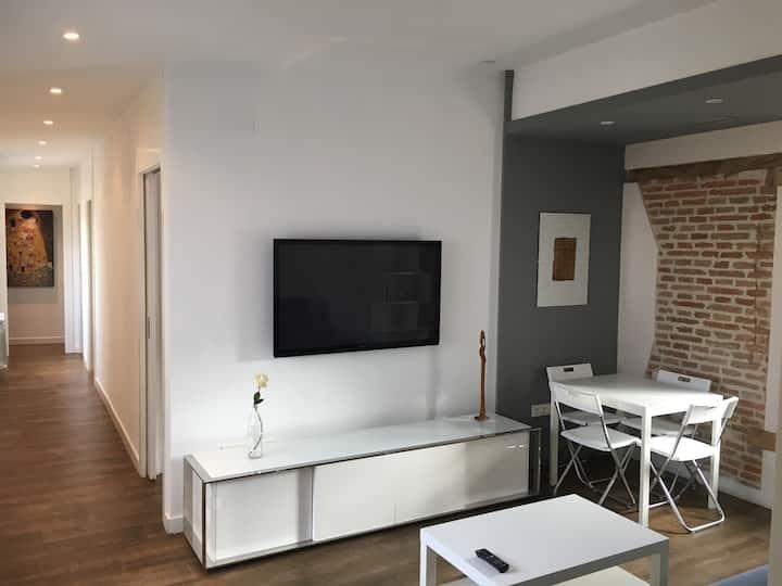AIRVA: Apartamento Lujo DDV, centro Valladolid