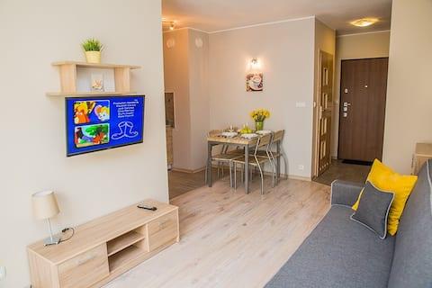 Apartament Sonoma 33m2