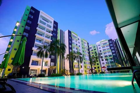 Ipoh Waterpark Homestay @ 8pax by V Homes