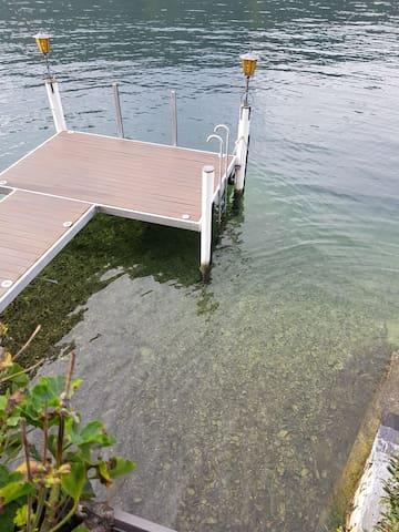 Romantik mit direktem Seezugang
