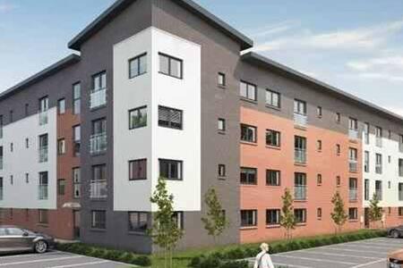 Family friendly flat - Renfrew - Apartment