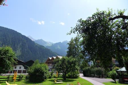 Familienzimmer im Rosenhof & Birkenhof - Zillertal - Mayrhofen