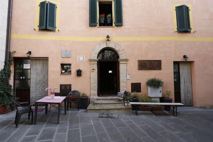 Franciscan Hostel