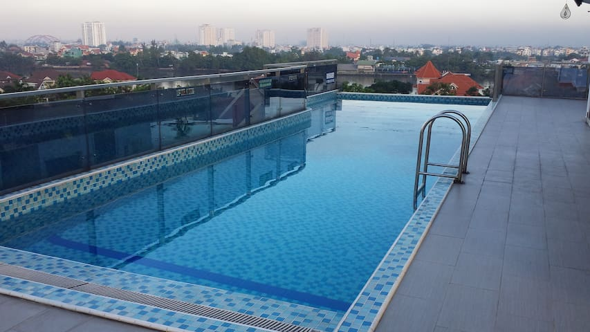 SAIGON GREAT VALUE 1 OR 2 BEDROOM WITH POOL_401