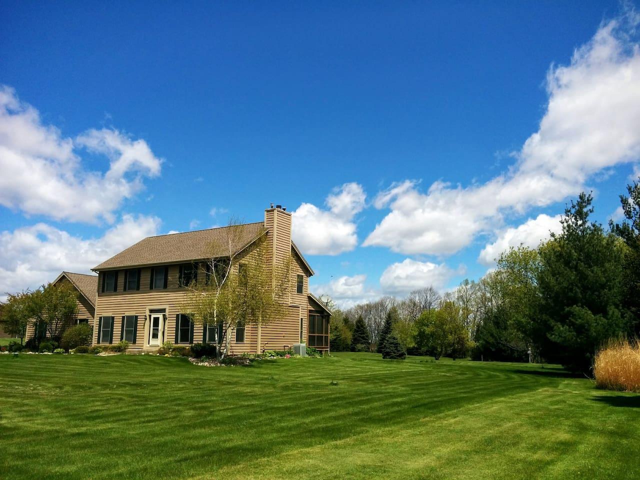 Big House on 3 acres