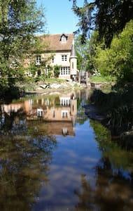 Moulin rénové proche de Lamotte Beuvron - Chaumont-sur-Tharonne - House