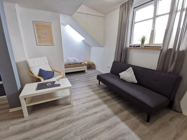Gemütliches Studio - mit Küche - 100m zur Altstadt