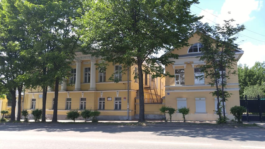 Апартаменты в Мезонине - Uglich - Diğer