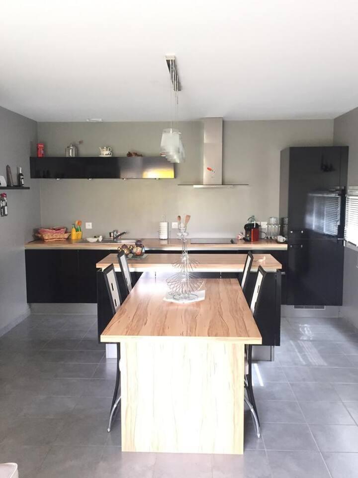 Appartement T2 au cœur du village d'EPAGNY