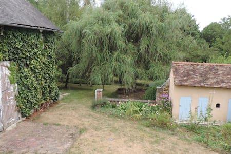 Maison agréable et confortable en Puisaye. - Treigny
