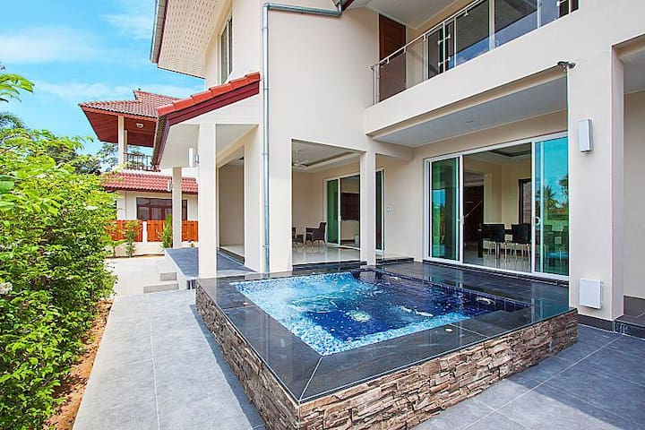 Park View Villas B (Private & Luxury) - Pattaya - Villa