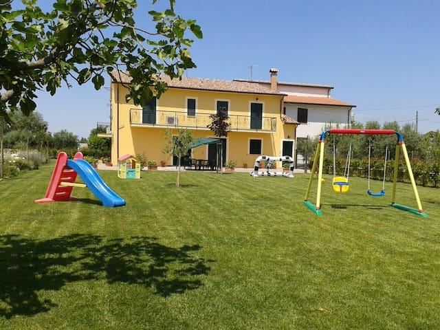 La casa di Luca - relax a due passi da Assisi - Assisi - Apartemen