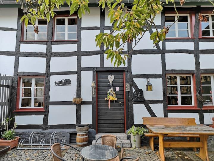 Historische Wohnung am See •  Old Lake Apartment