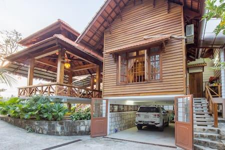 The Garden House Phu Quoc - Wooden Villa - tp. Phú Quốc