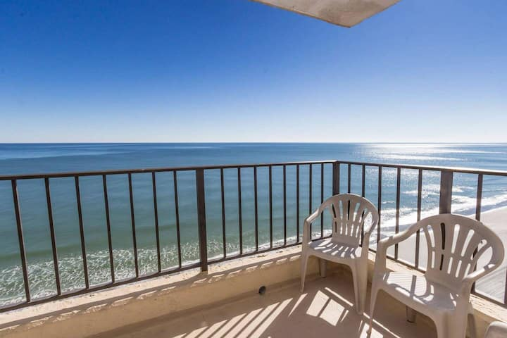 3 Bedroom Beachfront Garden City SC May 1-8 2021