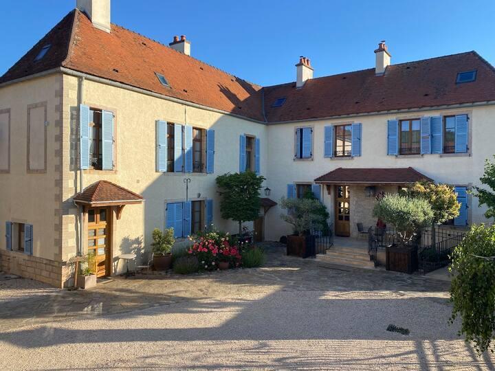 Luxury Wine Retreat, Gevrey Chambertin, Burgundy
