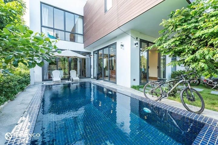Flamingo Dai lai resort - Hoang Quyen Villa
