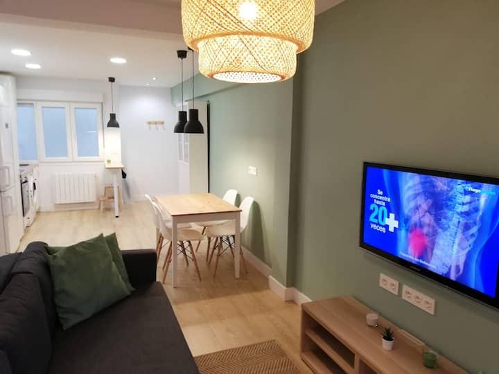 Apartamento exclusivo centro GIJON