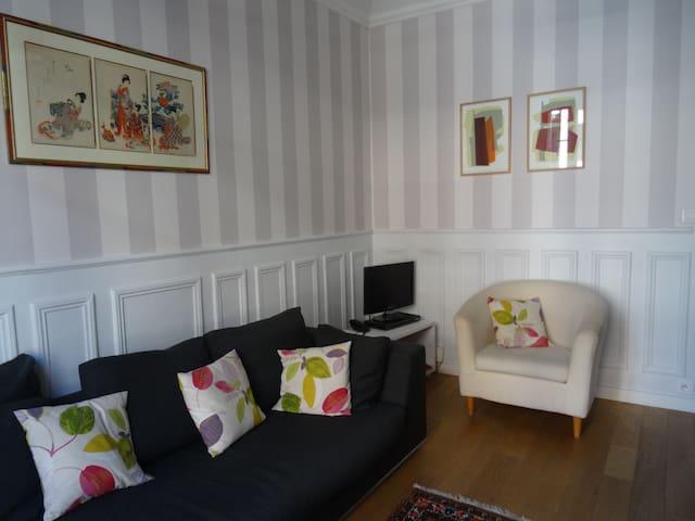 Maison 4 chambres idéale pour famille à Vincennes - Vincennes - Huis