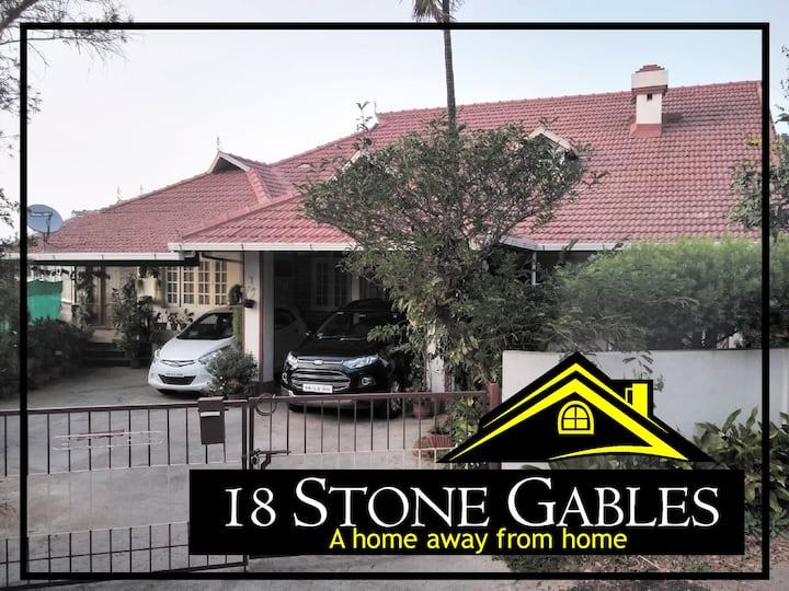 '18 STONE GABLES', a Traditional Coorg Hse